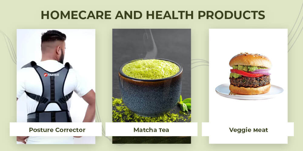 Homecare and Health products