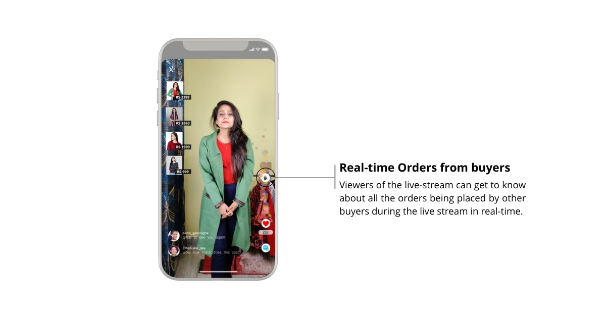 Real-Time Orders