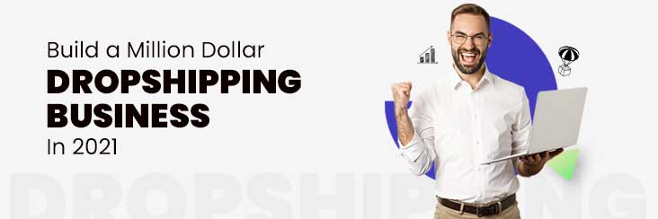 million dollar dropshipping business from scratch