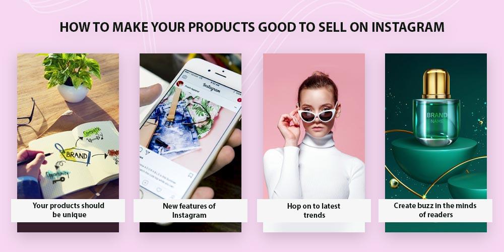 Improve product listing