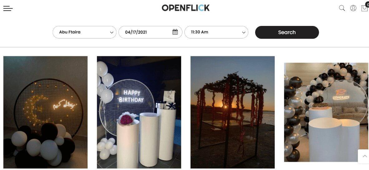 openflick success