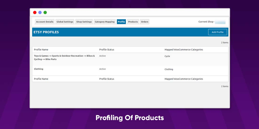 best way to integrate etsy with woocommerce products