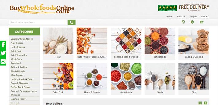 Buy Wholefoods Online case study