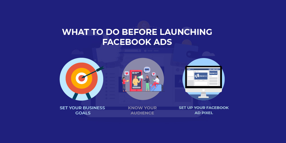 Before launching Facebook ads