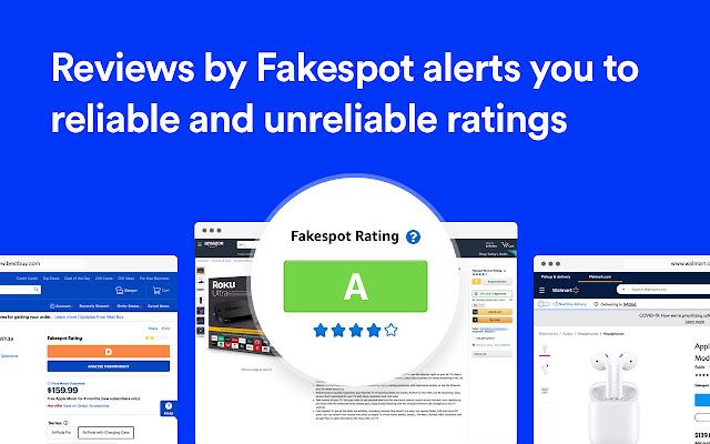 identify fake reviews