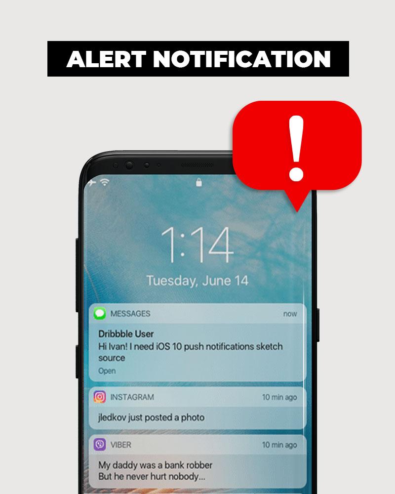 Alert Notification