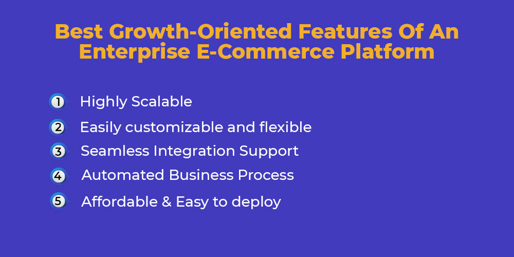 enterprise e-commerce solution