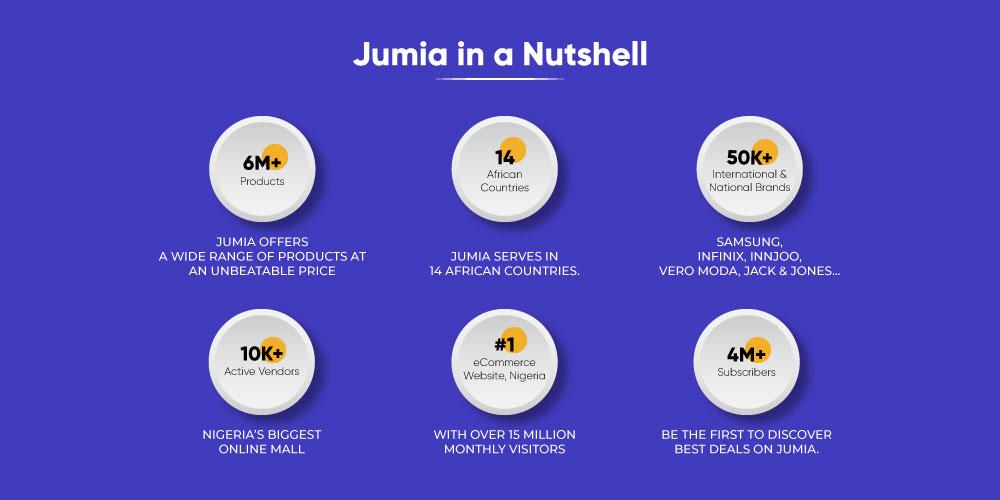 Jumia in a nutshell