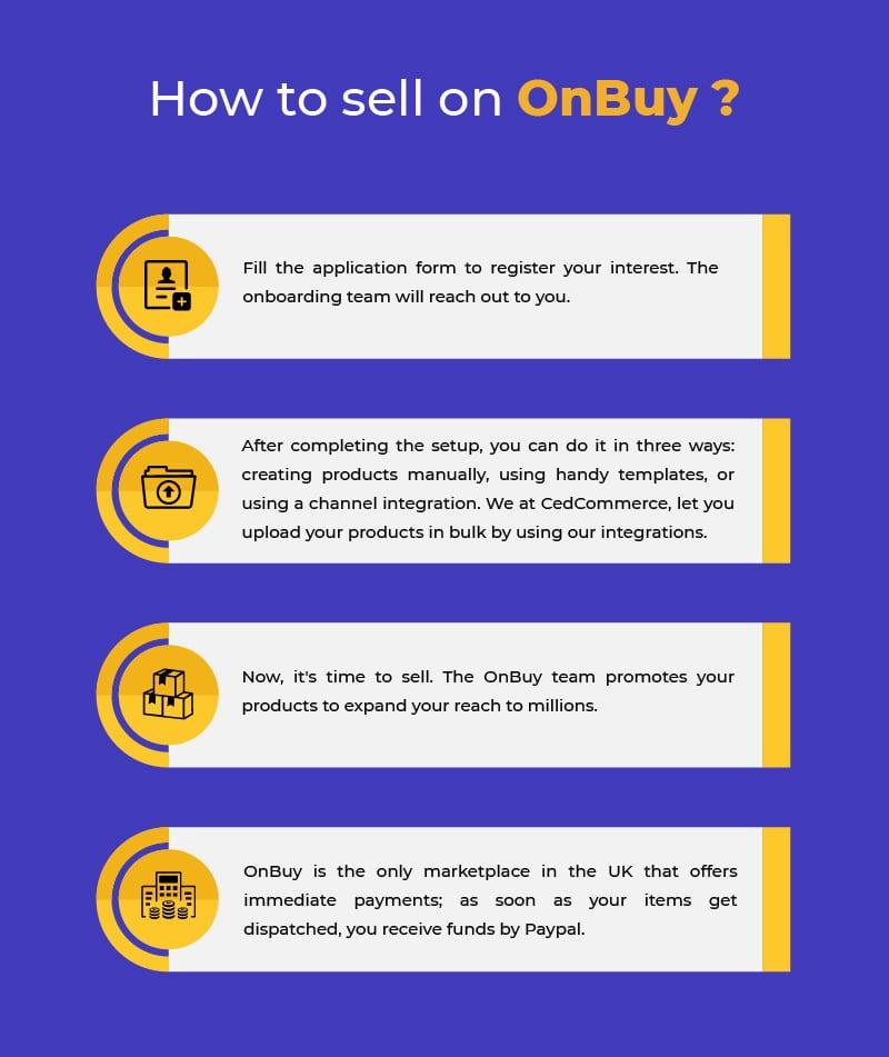 OnBuy's international shipping