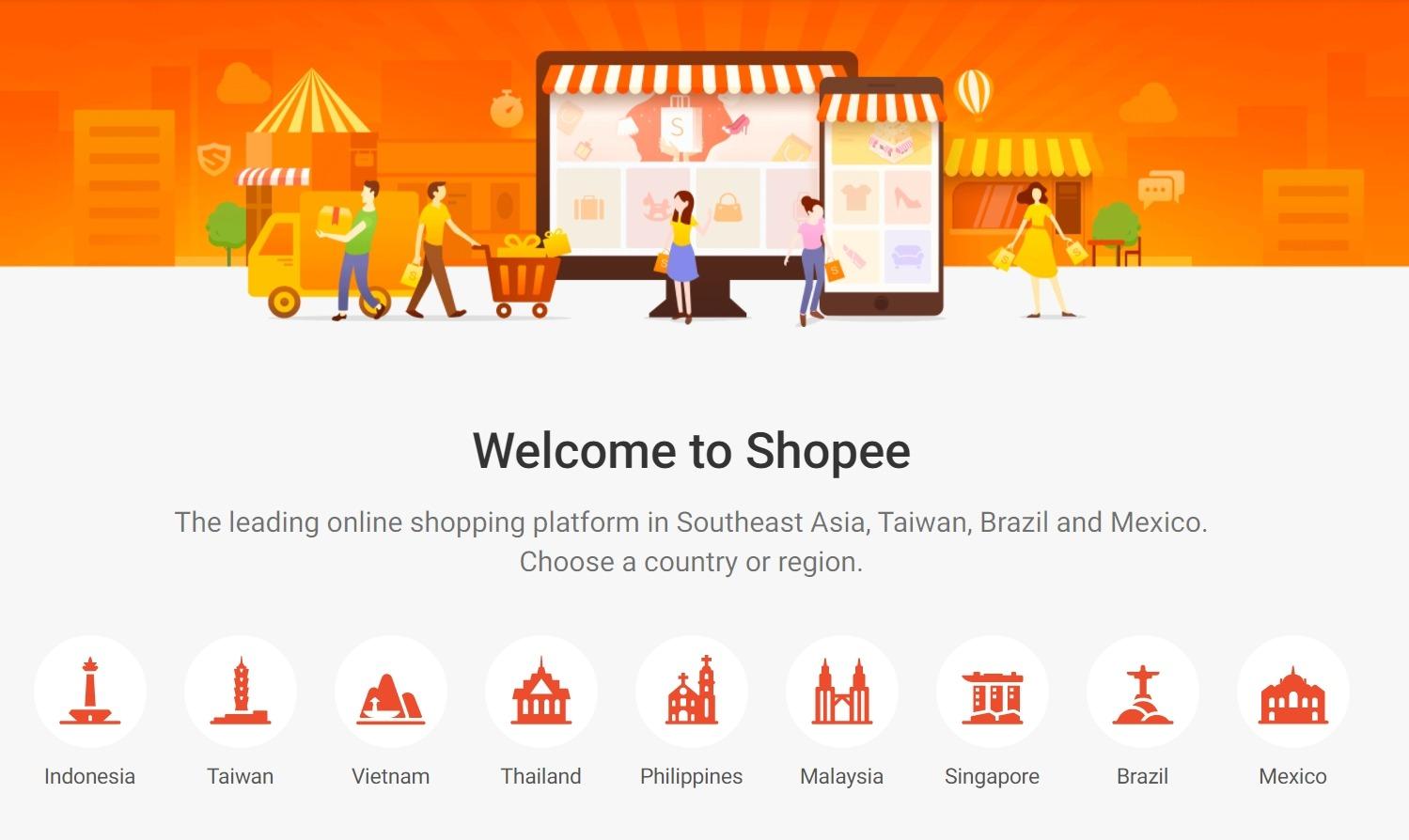 multichannel selling on Shopee marketplace