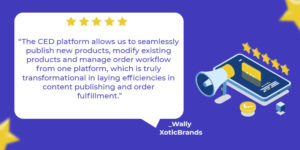 Shopify Walmart Integration by CED Review- Wally