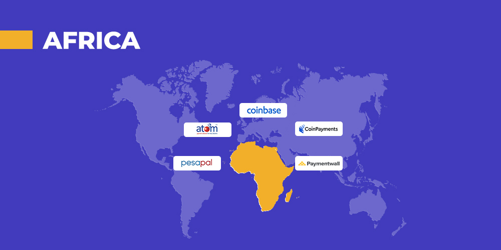 third party payment providers for Shopify in Africa