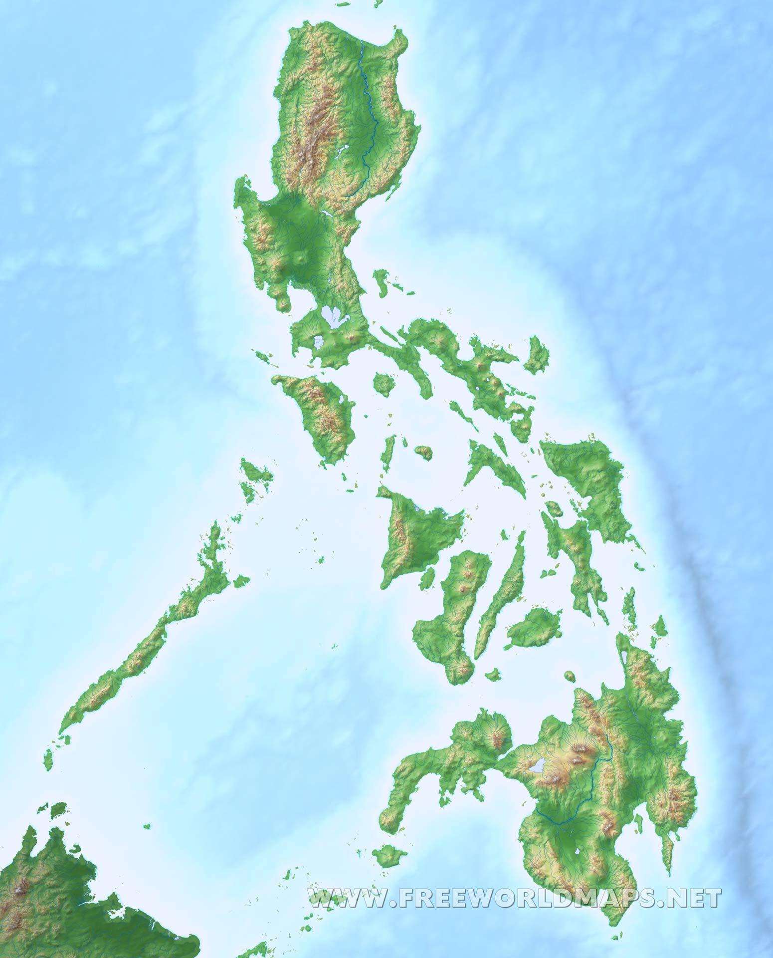 philippines archipelagoo