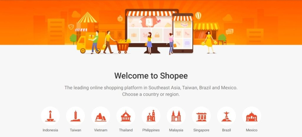 Shopee Magento extension launch
