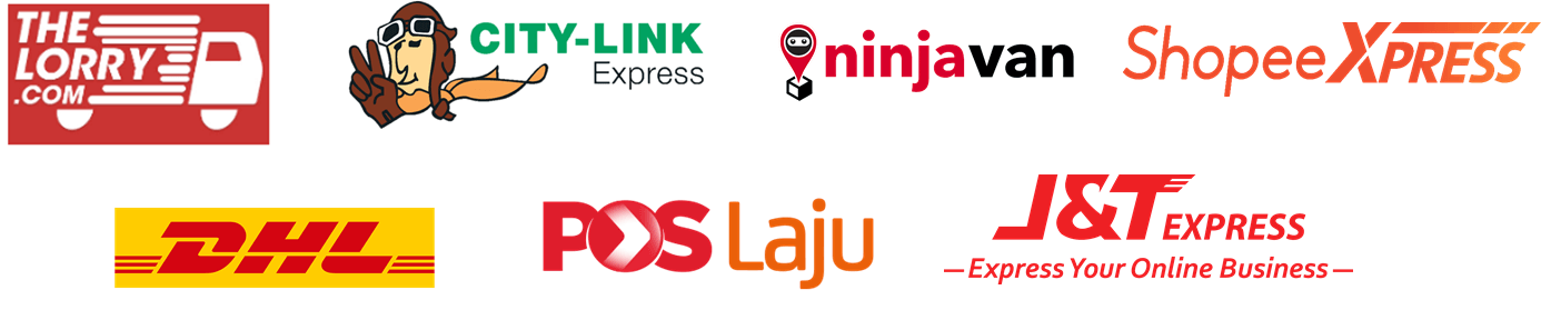 shopee supported logistics partners