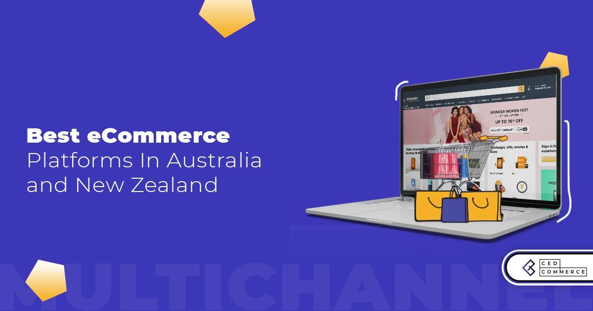 Top Marketplaces in Australia| New Zealand