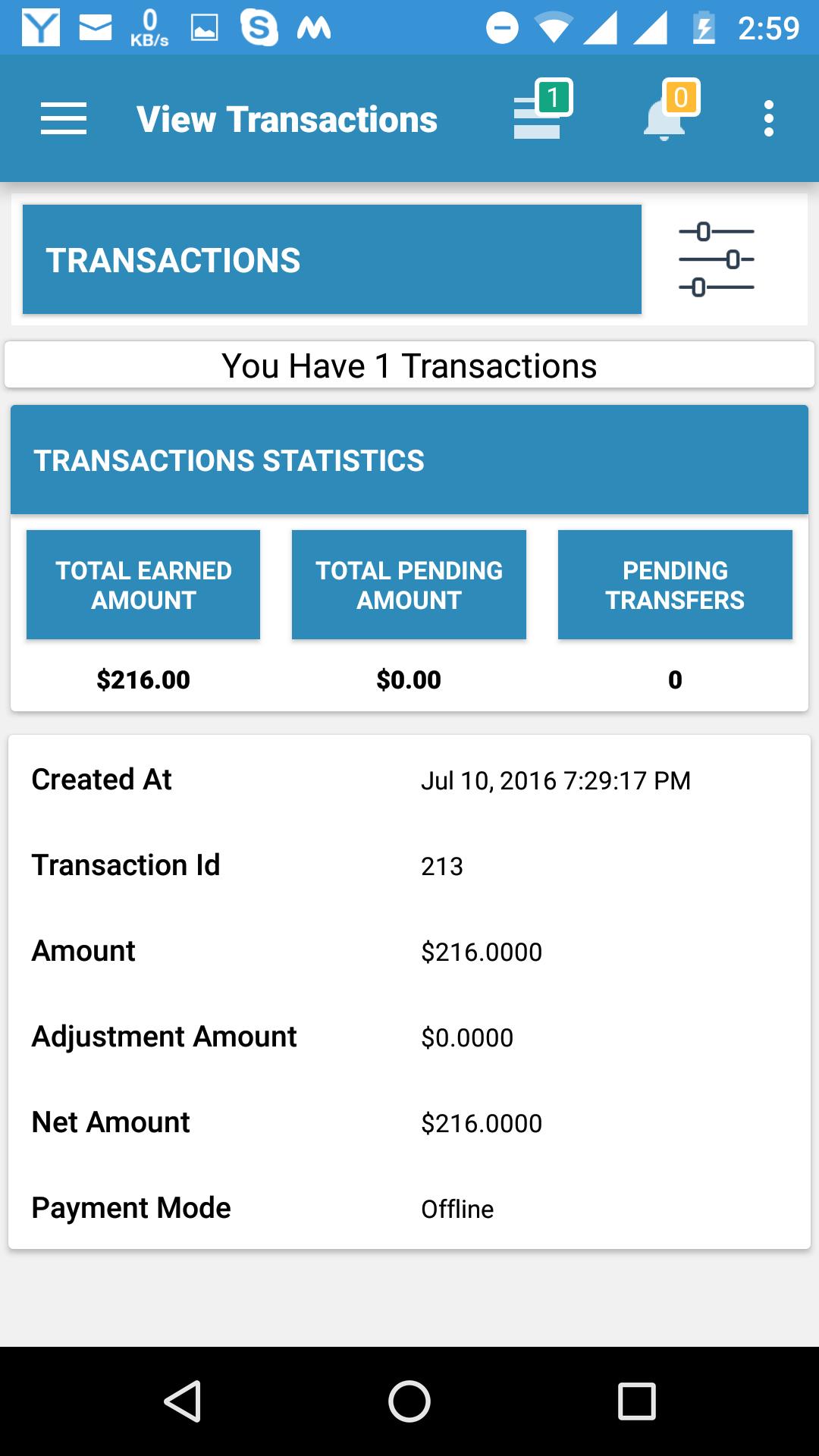 multivendor_transactionlist