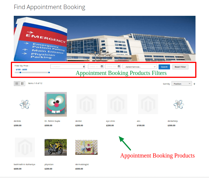 Magento 2 Appointment Booking Extension CedCommerce