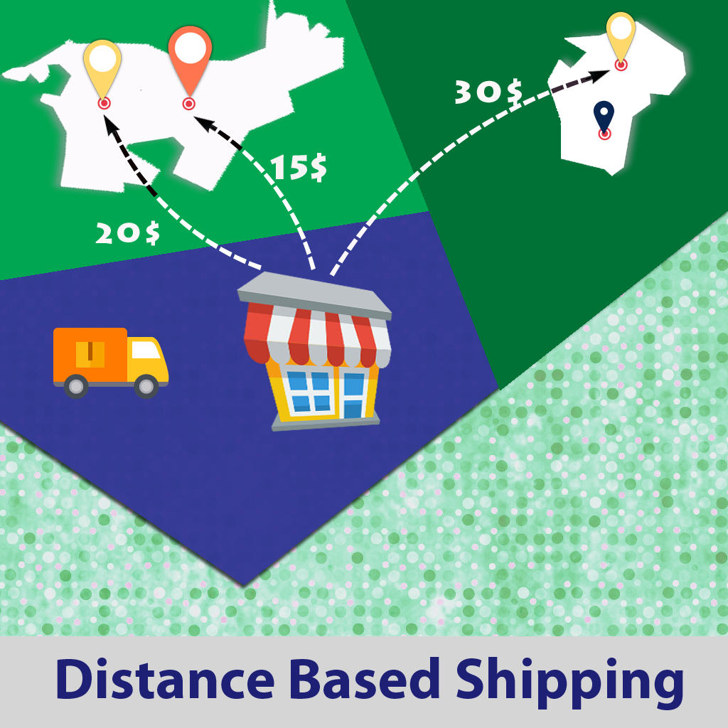 Distance Based Shipping