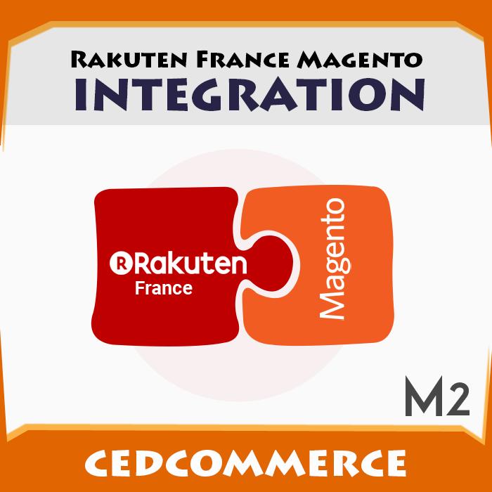 Rakuten(FR) Magento 2 Integration