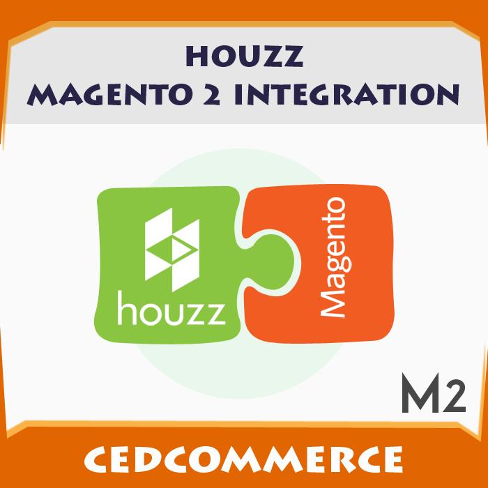 Houzz Magento 2 Integration