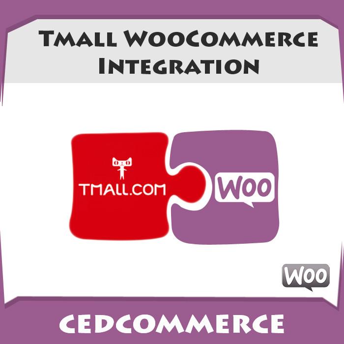Tmall WooCommerce Integration