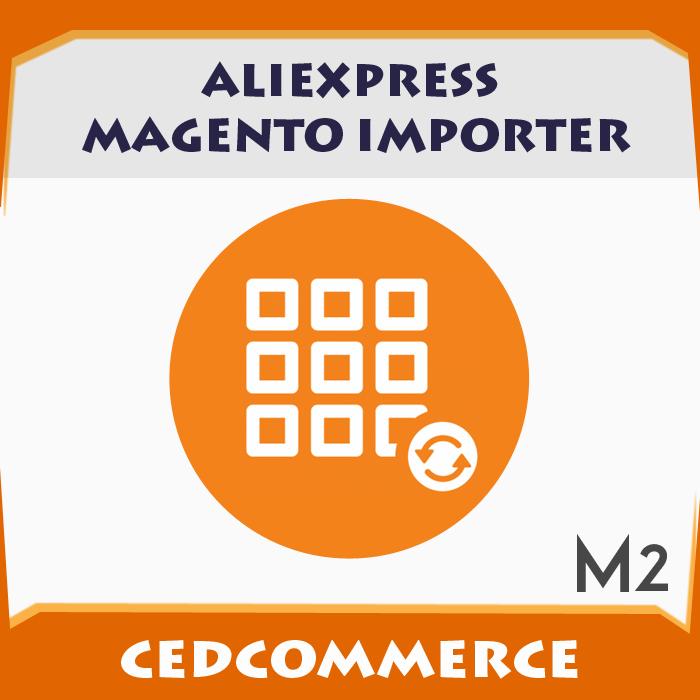 Aliexpress Magento 2 Importer