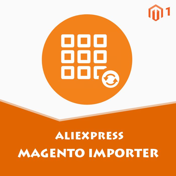 Aliexpress Magento Importer