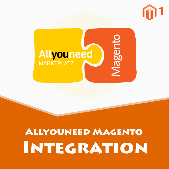 Allyouneed Magento Integration