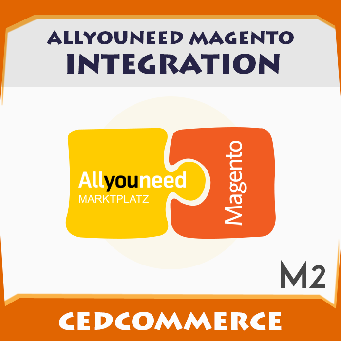 Allyouneed Magento 2 Integration