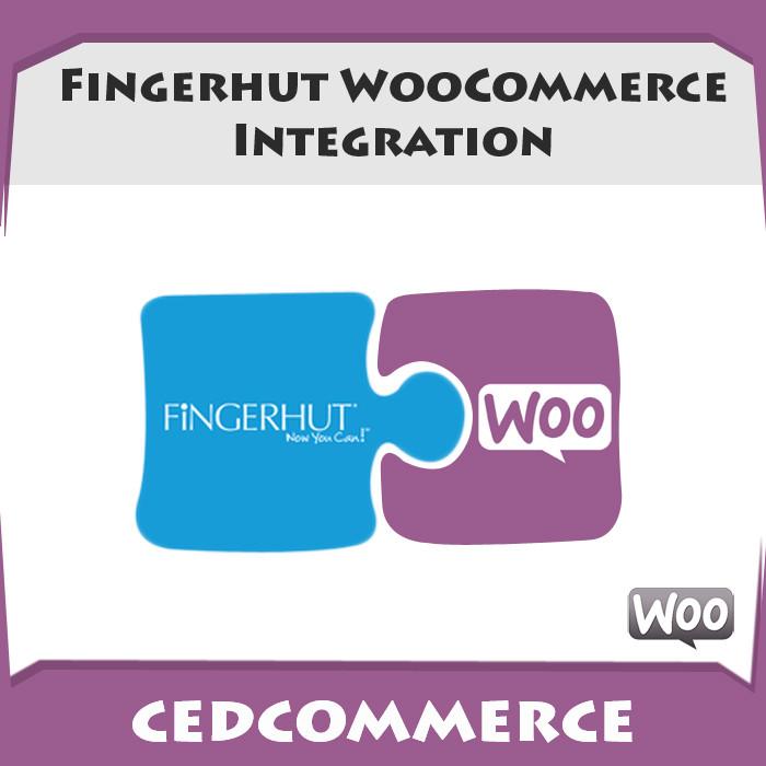 Fingerhut WooCommerce Integration