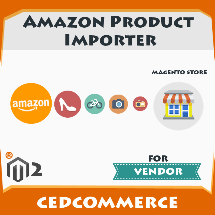 Amazon Product Importer Addon [M2]