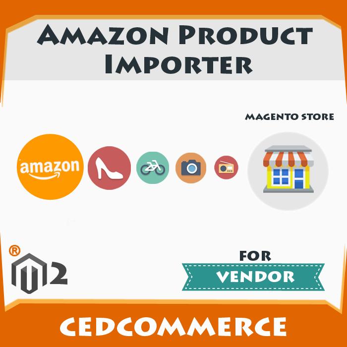 Amazon Product Importer Addon [M2]