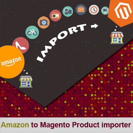 Amazon to Magento Product Importer