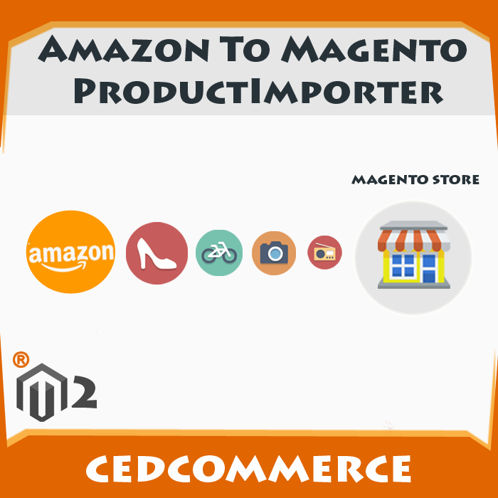 Amazon to Magento 2 Product Importer [M2]