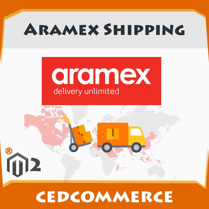 Aramex Shipping [M2]