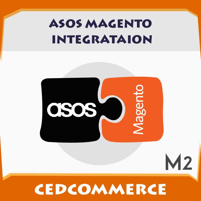 Asos Magento 2 Integration