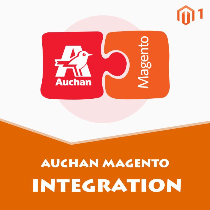 Auchan Magento Integration