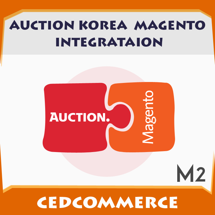 Auction Korea Magento 2 Integration