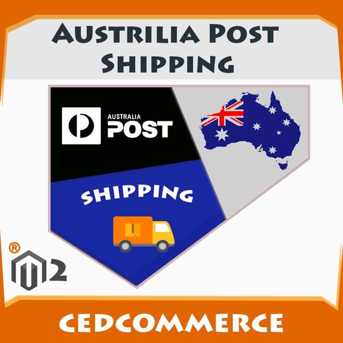 Australia Post Shipping [M2]