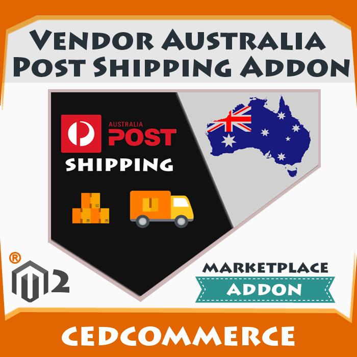 Vendor Australia Post Shipping Addon  [M2]
