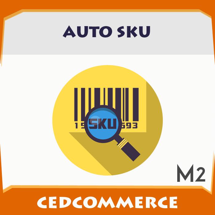 Vendor Product Auto SKU Generator Addon [M2]