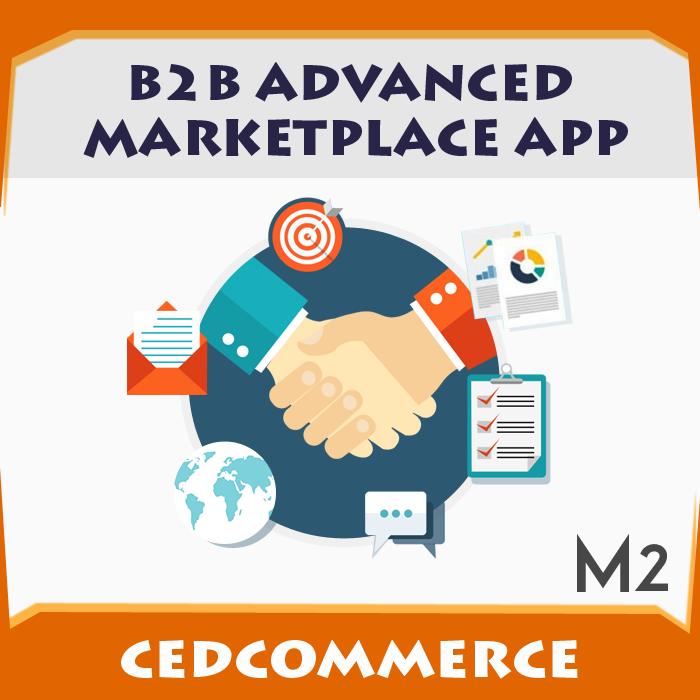 B2B Advanced Marketplace App [M2]