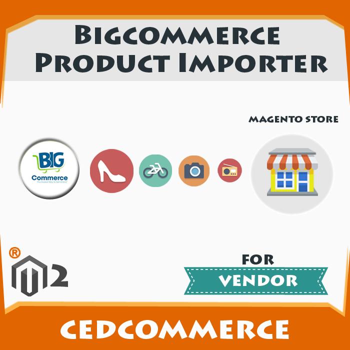 Bigcommerce Product Importer Addon [M2]