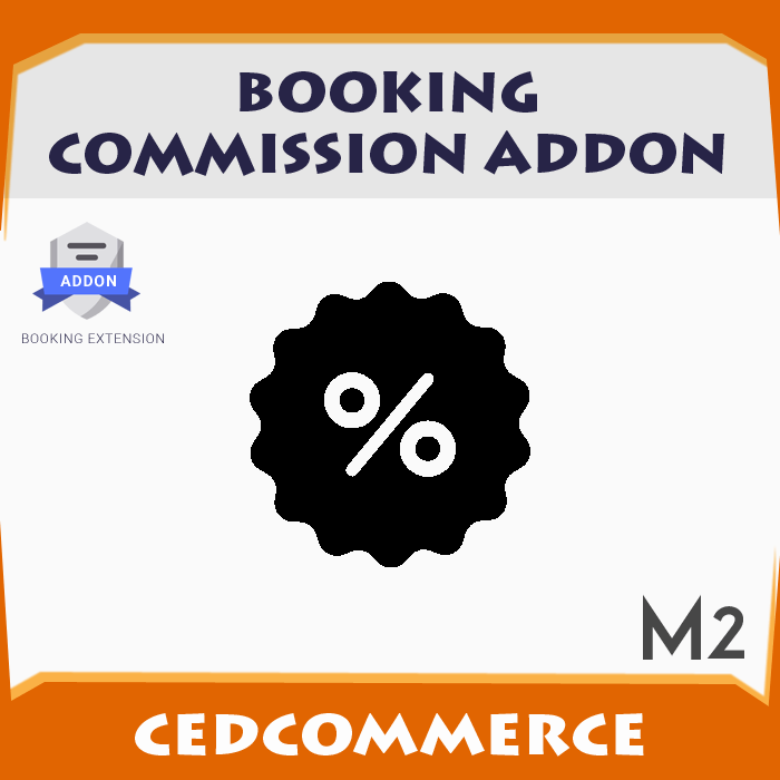 Booking Commission Addon
