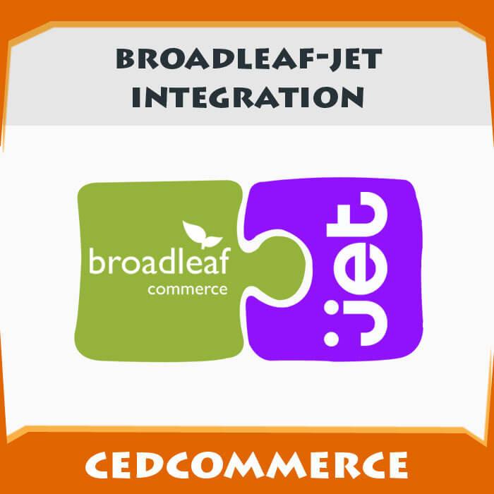 Jet-Broadleaf Commerce Integration