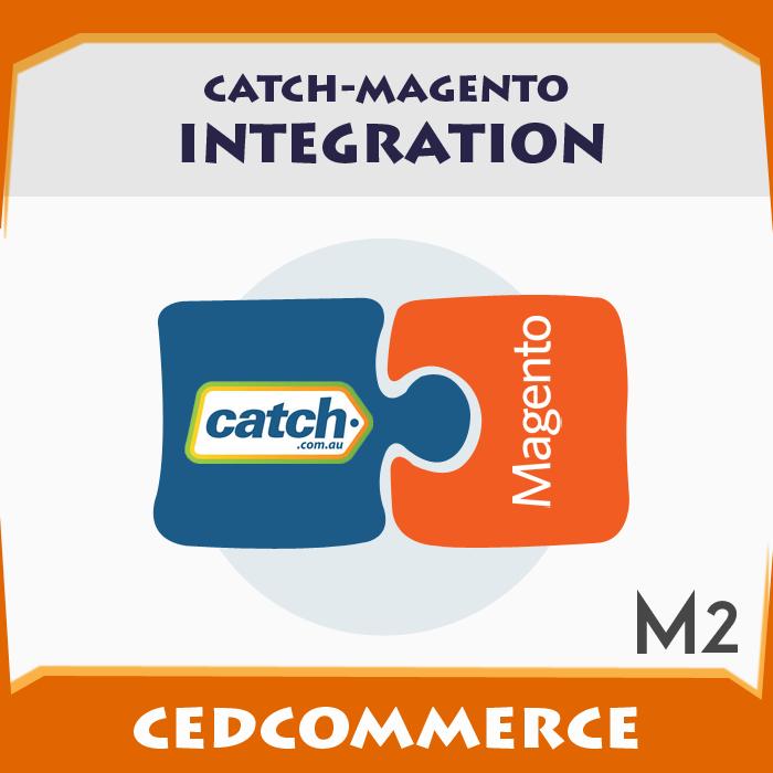 Catch Magento 2 Integration