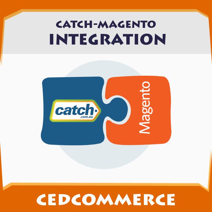 Catch Magento Integration