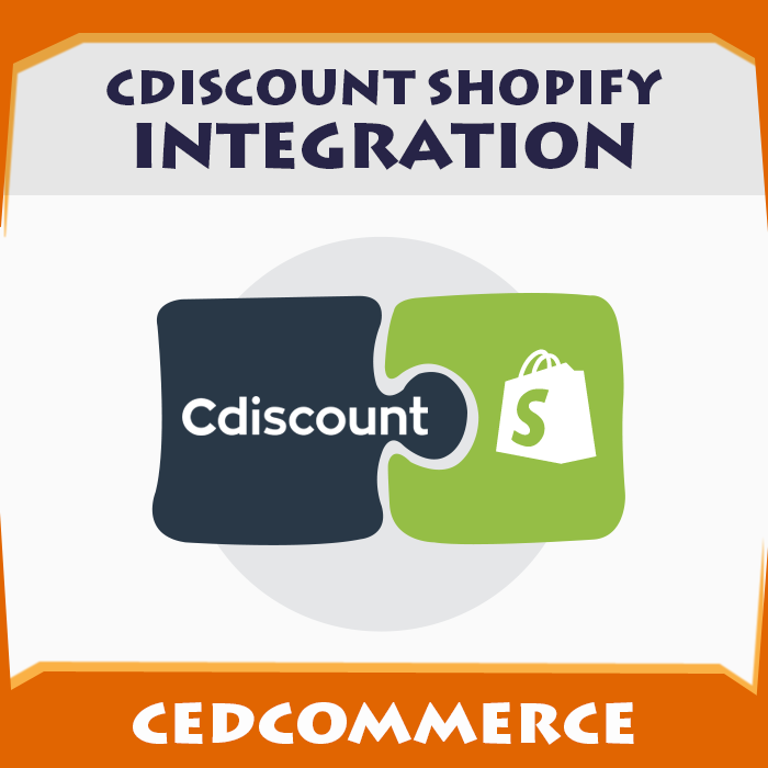 Cdiscount Shopify Integration
