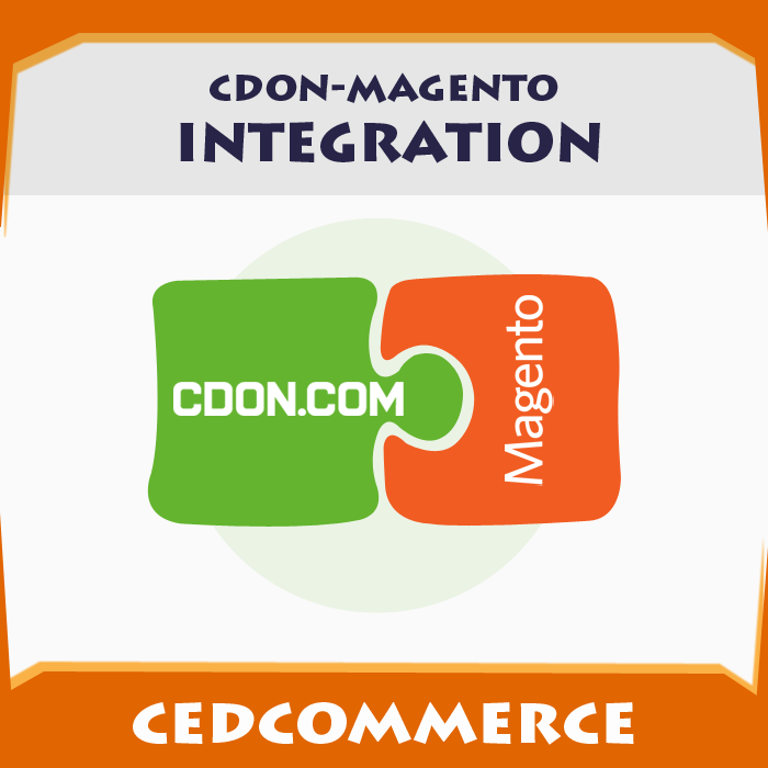 Cdon Magento Integration